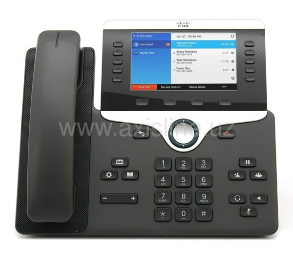 Cisco IP Phone CP 8861_1